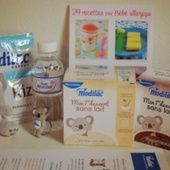 """Dessert """"sans lait"""" pour bébés allergiques ou intolérants, de Modilac"""