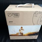 Reportage : porte-bébé Mountain Buggy JUNO