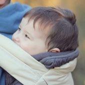 Promenons-nous dans les bois avec le porte-bébé Juno