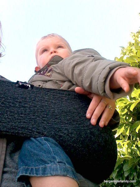 Porte-bébé Wacotto de Lucky