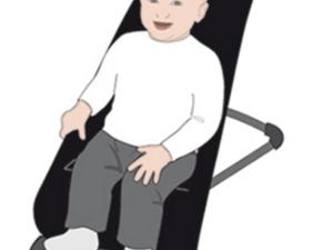 version fauteuil enfant