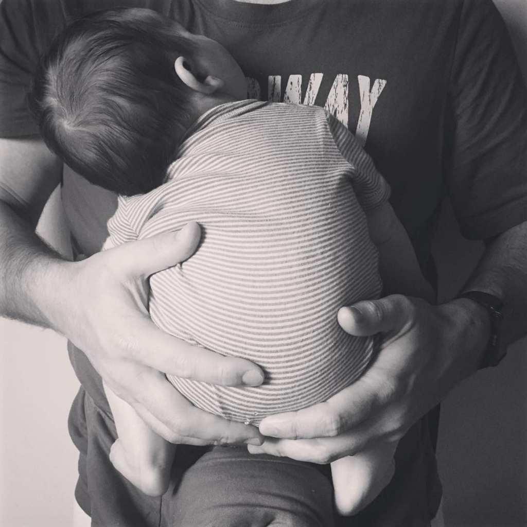 Porte bébé physiologique Boba 4G