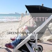 Mon avis sur la poussette GreenTom Upp Classic! - Dans ma BAL #186 - Maman Chou