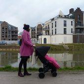 Mon test poussette Greentom 100% recyclée, confortable et légère - Fashion maman