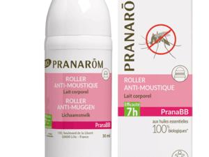 A gauche le Puressentiel à droite le Pranarom