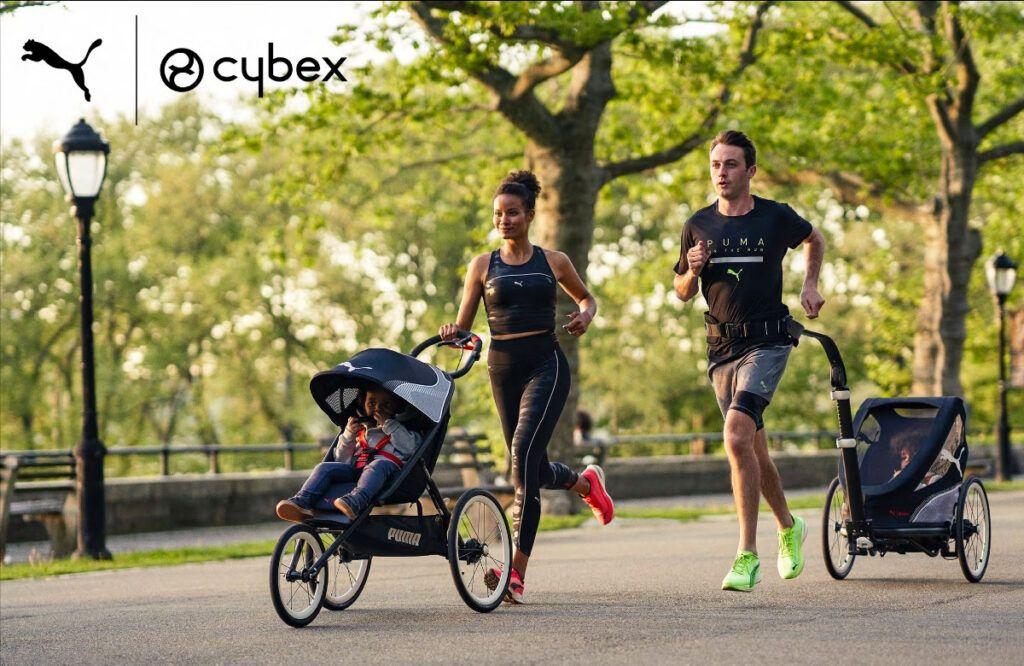 PUMA et CYBEX s'associent au nom du sport !